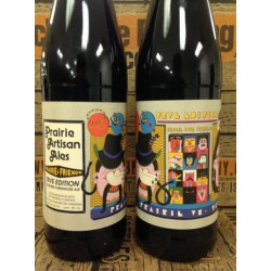 Prairie Artisan Ales...