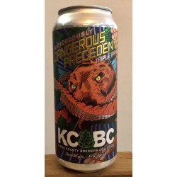 KCBC Ridiculously Dangerous...