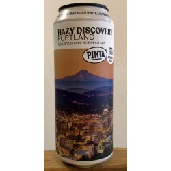 Pinta Hazy Discovery Portland