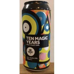 Magic Rock Ten Magic Years