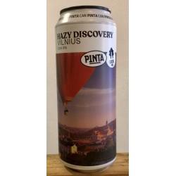Pinta Hazy Discovery Vilnius