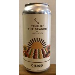 Cierzo Time of The Season