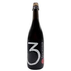 3 Fonteinen Framboos 75cl